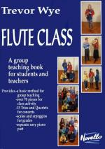 Flute Class Group Instruction Book Sheet Music