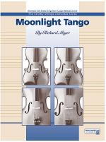 Moonlight Tango Sheet Music