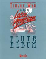 A Second Latin-American Flute Album Sheet Music