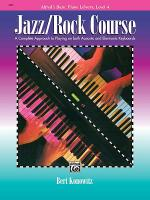 Alfred's Basic Jazz/Rock Course Lesson Book Sheet Music