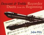 Recorder Duets From The Beginning: Descant And Treble Pupil's Book Sheet Music