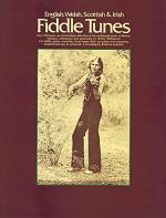 English, Welsh, Scottish And Irish Fiddle Tunes (Book and CD) Sheet Music