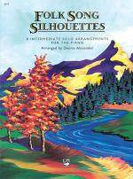 Folk Song Silhouettes Sheet Music