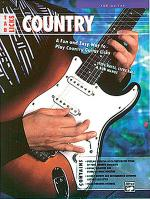 TAB Licks -- Country Guitar Sheet Music