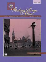 26 Italian Songs and Arias - Medium High Voice (CD) Sheet Music