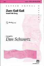 Zum Gali Gali Sheet Music
