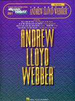 E-Z Play Today 261: The Best Of Andrew Lloyd Webber Sheet Music