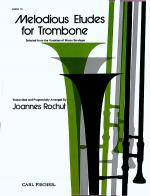 Melodious Etudes for Trombone-Bk. III Sheet Music