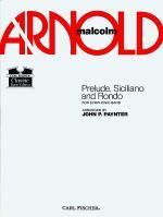 Prelude, Siciliano & Rondo Sheet Music