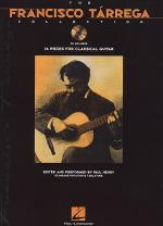 The Francisco Tarrega Collection - Book/CD Sheet Music