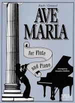 Ave Maria for Flute & Piano (all C) Sheet Music