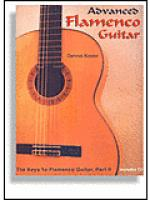 The Keys to Flamenco Guitar with CD Volume 2 Sheet Music