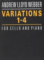 Variations 1-4 Sheet Music