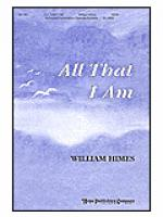 All That I Am Sheet Music