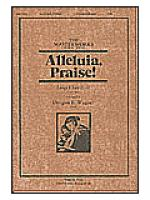 Alleluia, Praise! Sheet Music