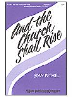 And the Church Shall Rise Sheet Music