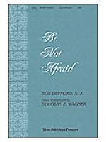Be Not Afraid Sheet Music