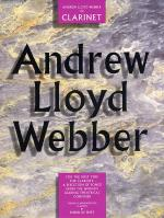 Andrew Lloyd Webber For Clarinet Sheet Music