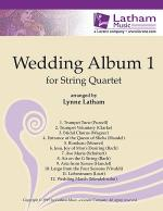 The Wedding Album for String Quartet Sheet Music
