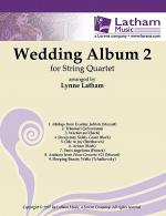 Wedding Album 2 for String Quartet Sheet Music