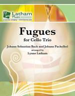Fugues for Cello Trio Sheet Music