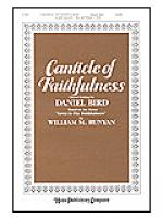 Canticle of Faithfulness Sheet Music