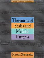 Thesaurus Of Scales And Melodic Patterns Sheet Music