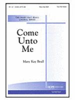 Come Unto Me Sheet Music