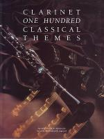 One Hundred Classical Themes - Clarinet Sheet Music