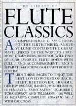 Library Of Flute Classics Sheet Music