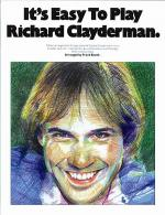 It's Easy to Play Richard Clayderman - Book 1 Sheet Music