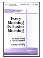 Every Morning is Easter Morning Sheet Music