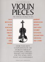 Violin Pieces The Whole World Plays Sheet Music