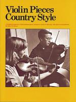 Violin Pieces - Country Style Sheet Music
