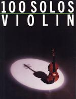 100 Solos - Violin Sheet Music
