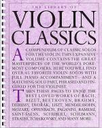 Library Of Violin Classics Sheet Music
