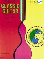 Solos for Classic Guitar - World's Favorite No. 43 Sheet Music