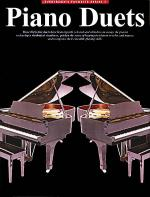 Piano Duets Sheet Music