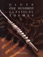 One Hundred Classical Themes - Flute Sheet Music