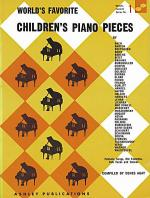 World's Favorite: Children's Piano Pieces Sheet Music