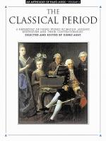An Anthology Of Piano Music, Vol. 2 - The Classical Period Sheet Music