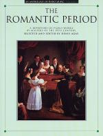An Anthology Of Piano Music, Vol. 3 - The Romantic Period Sheet Music