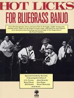Hot Licks for Bluegrass Banjo Sheet Music