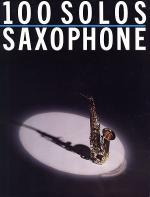 100 Solos - Saxophone Sheet Music