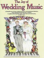 The Joy of Wedding Music Sheet Music