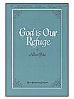 God is Our Refuge Sheet Music