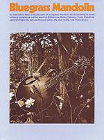 Bluegrass Mandolin Sheet Music