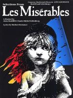 Selections From Les Miserables For Alto Saxophone Sheet Music