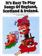 It's Easy to Play Songs of England, Scotland and Ireland Sheet Music