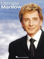 Ultimate Manilow Sheet Music